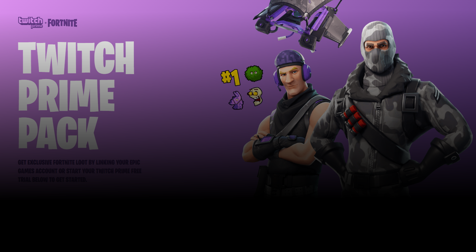 Fortnite Adds Twitch Prime Pack and Hunting Rifle   Gaming ...
